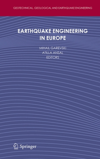 Earthquake Engineering in Europe ebook by