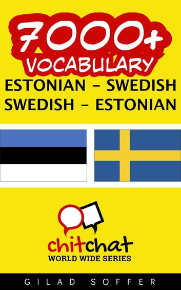 7000+ Vocabulary Estonian - Swedish ebook by Gilad Soffer