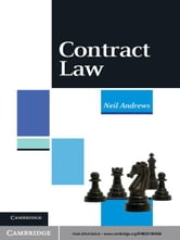 Contract Law ebook by Neil  Andrews