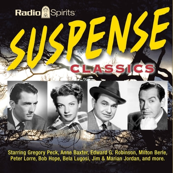 Suspense - Classics audiobook by