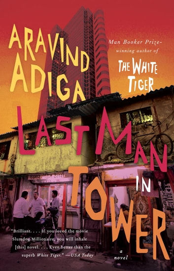 Last Man in Tower ebook by Aravind Adiga