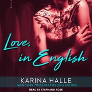 Love, in English audiobook by Karina Halle