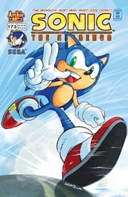 Sonic the Hedgehog #173 ebook by Ian Flynn,Tracy Yardley!,Jim Amash