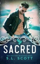 Sacred ebook by S.L. Scott