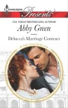 Delucca's Marriage Contract ekitaplar by Abby Green