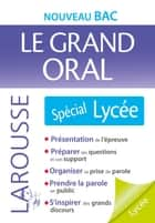 Le grand oral ebook by