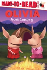 OLIVIA Goes Camping - with audio recording ebook by Alex Harvey