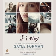 If I Stay audiobook by Gayle Forman