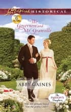 The Governess and Mr. Granville ebook by Abby Gaines