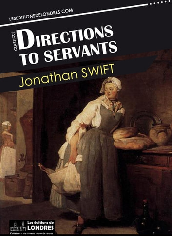 Directions to servants ebook by Jonathan Swift
