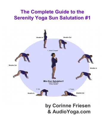 Sun Salutations A Beginners Guide Ebook Di Corinne Friesen