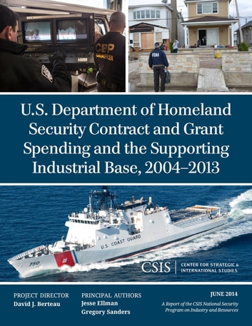 us department of defense contract spending and the supporting industrial base 2000 2012 s anders gregory ellman jesse mccormick rhys