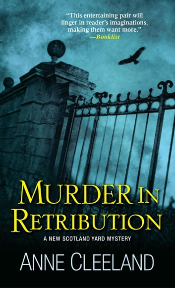Murder in Retribution ebook by Anne Cleeland