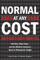Normal at Any Cost ebook by Susan Cohen,Christine Cosgrove