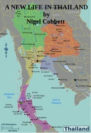 A New Life in Thailand ebook by Nigel Cobbett