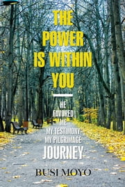 The Power Is Within You - He Favored Me_My Testimony/My Pilgrimage Journey. ebook by Busi Moyo