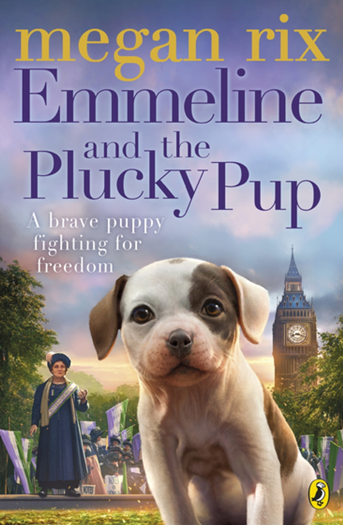 emmeline and the plucky pup megan rix 9780141385747 楽天kobo