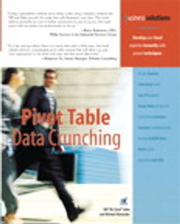 Pivot Table Data Crunching ebook by Michael Alexander,Bill Jelen