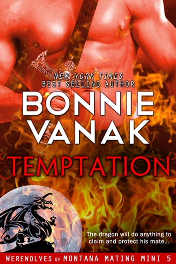 Temptation: A Dragon Story ebook by Bonnie Vanak