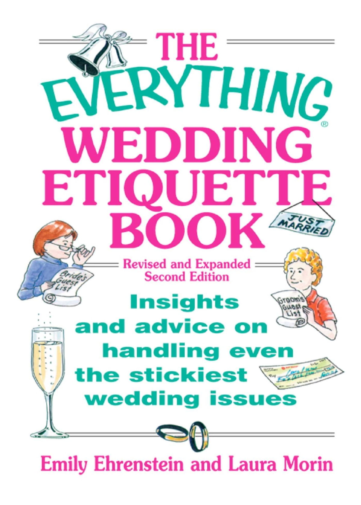 The Everything Wedding Etiquette Book eBook by Emily Ehrenstein ...
