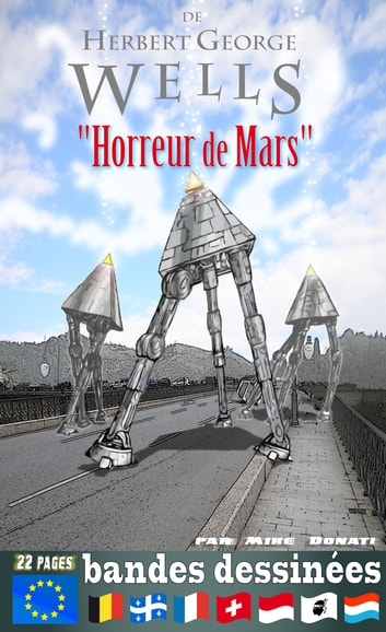 Horreur de Mars ebook by Mike Donati