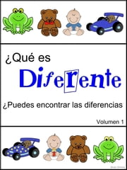 ¿Qué es diferente (Volumen 1) ebook by Brad Shirley