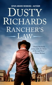 Rancher's Law ebook by Dusty Richards