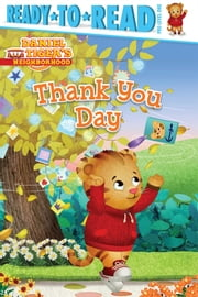 Thank You Day - with audio recording ebook by Farrah McDoogle,Gord Garwood
