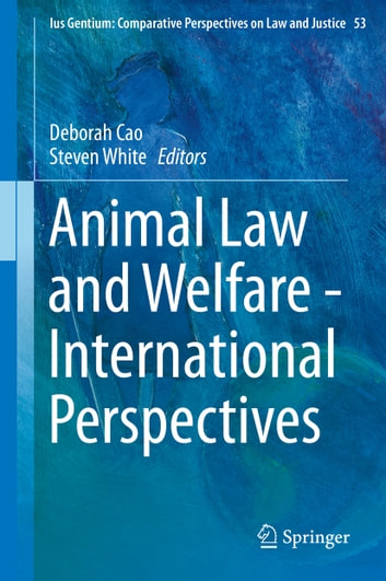 Animal law and welfare international perspectives ebook by animal law and welfare international perspectives ebook by fandeluxe Choice Image