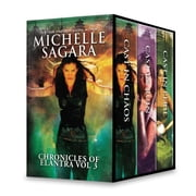 Michelle Sagara Chronicles of Elantra Vol 3 - Cast in Chaos\Cast in Ruin\Cast in Peril ebook by Michelle Sagara