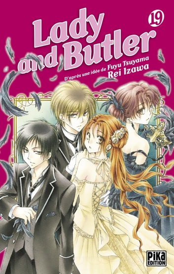 Lady and Butler T19 ebook by Fuyu Tsuyama,Rei Izawa