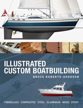 Illustrated Custom Boatbuilding ebook by Bruce Roberts-Goodson