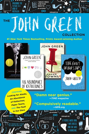 The John Green Collection ebook by John Green