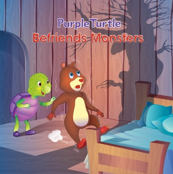 Purple Turtle - Befriends Monsters ebook by Gail Hennessey