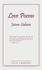 Love Poems ebook by Jaime Sabines