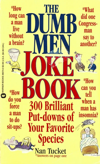 Dumb Men Joke Book - Volume I ebook by Jim Mullen