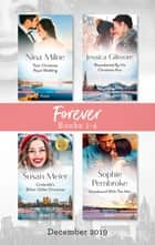 Forever Box Set 1-4/Their Christmas Royal Wedding/Reawakened by His Christmas Kiss/Cinderella's Billion-Dollar Christmas/Snowbound with the ebook by Susan Meier, Sophie Pembroke, Jessica Gilmore,...