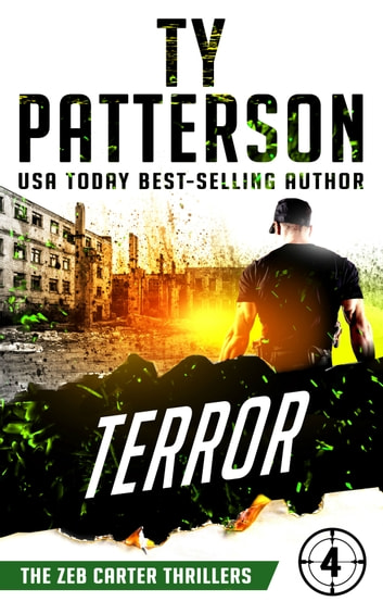 Terror - A Covert-Ops Suspense Action Novel ebook by Ty Patterson