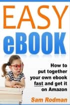 Easy Ebook ebook by Sam Rodman