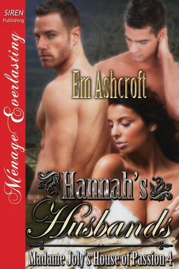 Hannah's Husbands ebook by Em Ashcroft