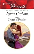 Crime of Passion ebook by Lynne Graham