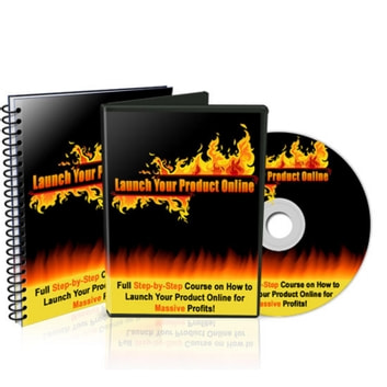 Launch Your Product Online - How to Profit Online - Full Step-by-Step Course on How to Launch Your Product Online for Massive Profits! audiobook by Empowered Living