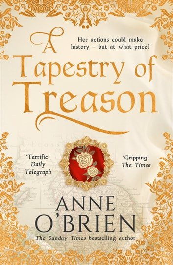 A Tapestry of Treason ebook by Anne O'Brien