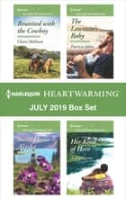 Harlequin Heartwarming July 2019 Box Set - A Clean Romance ebook by Claire McEwen, Patricia Johns, Beth Carpenter,...