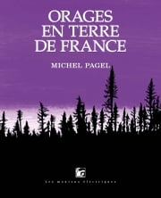 Orages en terre de France ebook by Michel PAGEL