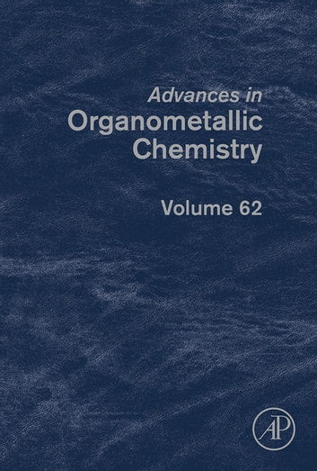 Advances in Organometallic Chemistry ebook by