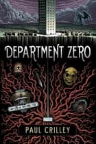 Department Zero eBook par Paul Crilley