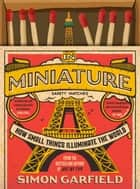 In Miniature - How Small Things Illuminate The World ebook by Simon Garfield