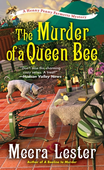 The Murder of a Queen Bee ebook by Meera Lester