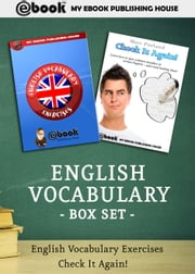English Vocabulary Box Set ebook by My Ebook Publishing House